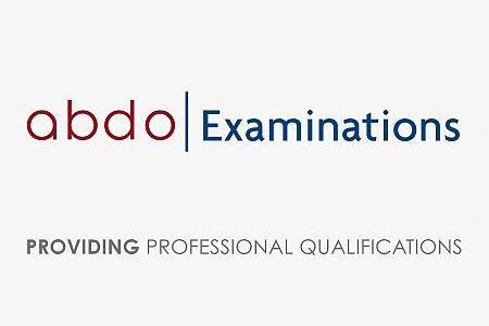 ABDO Exams LOGO with strapline (450)