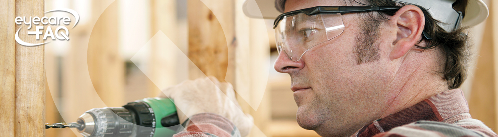 Safety glasses & eyewear for work