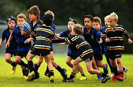 Kids Rugby 450