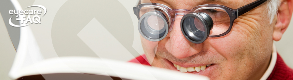 Eye diseases of old age