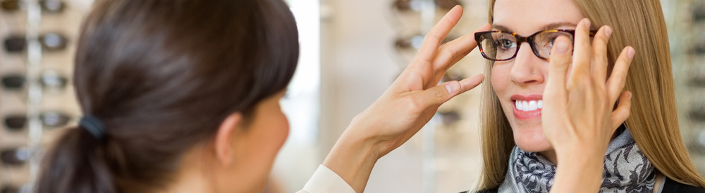 What dispensing opticians do