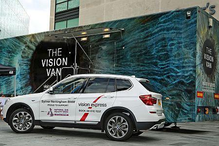 Vision Van initiative has sights set on good eye health 1