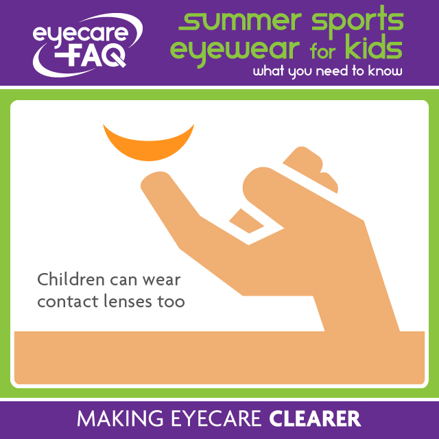 sports eyewear for children