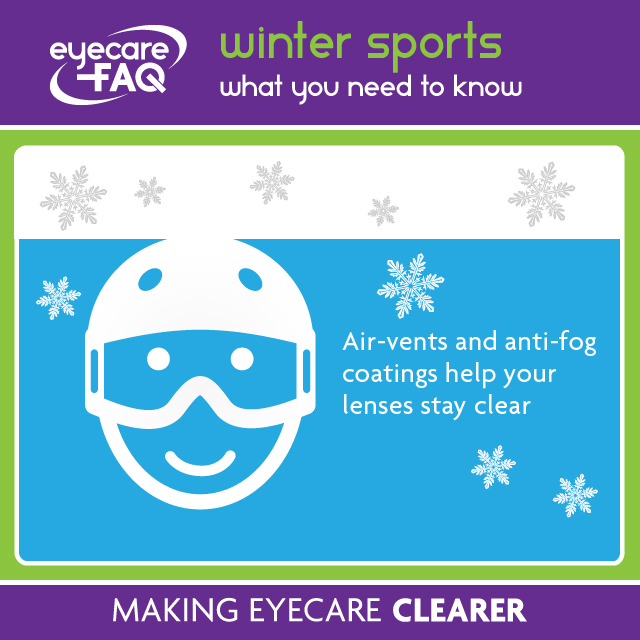 winter sports eyewear