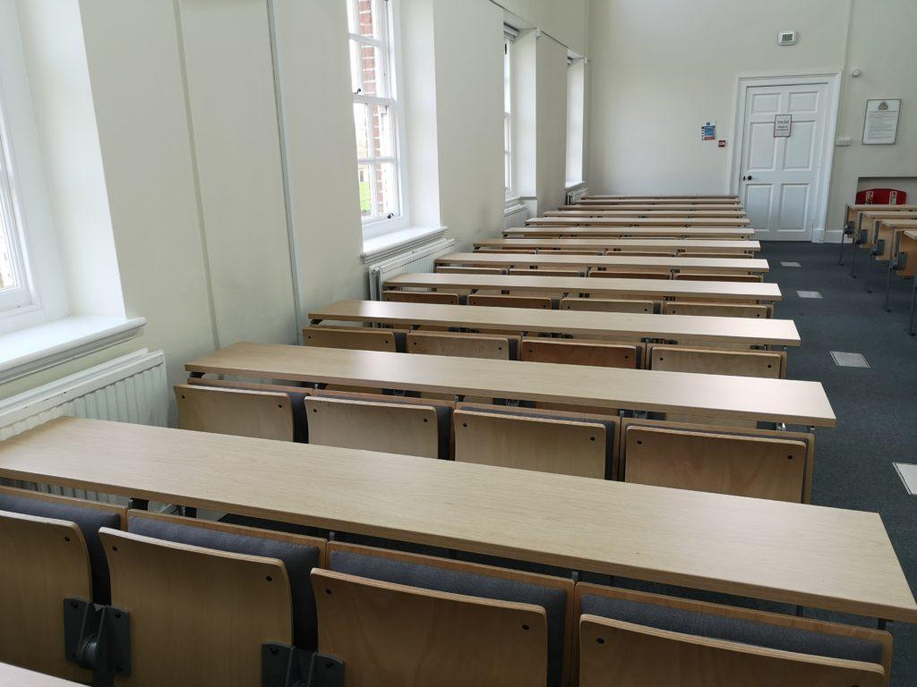 ABDO College revamped lecture theatre