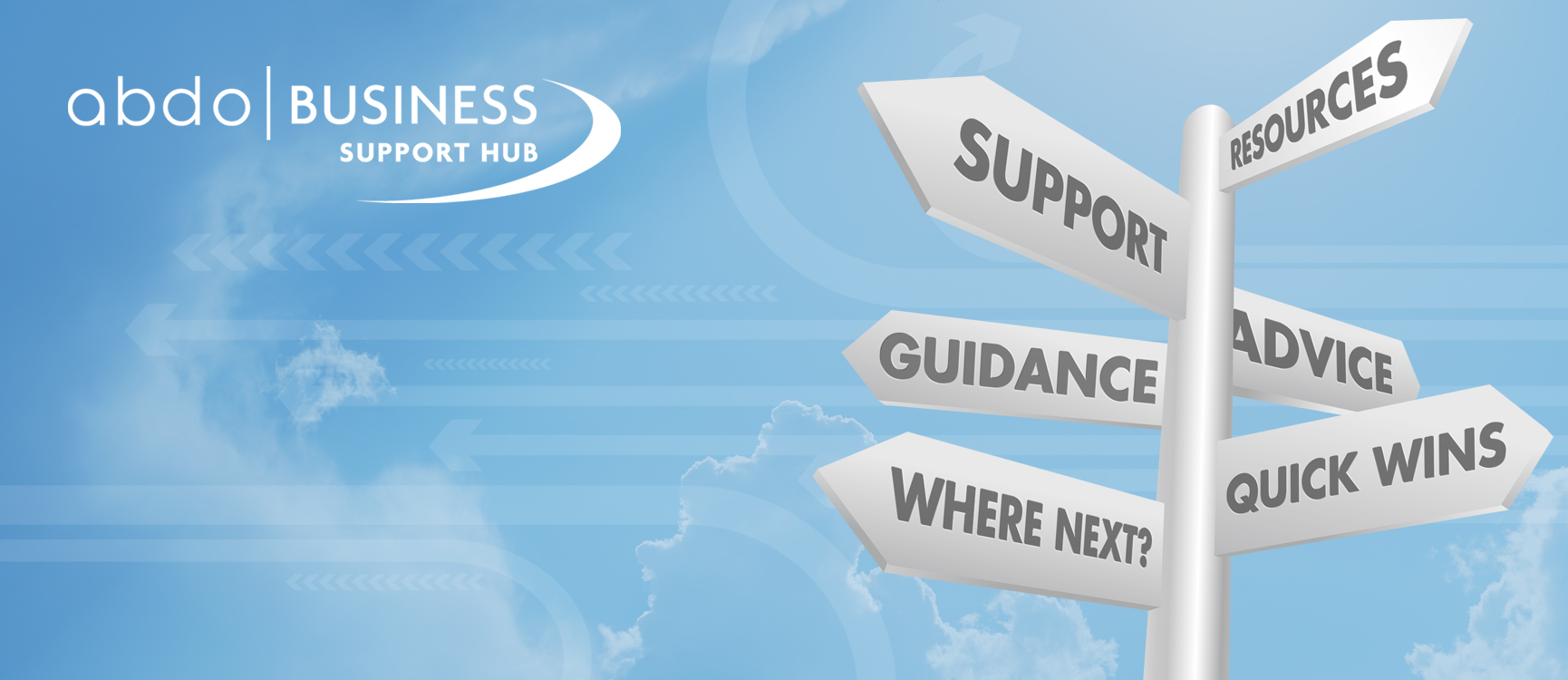 Business support hub